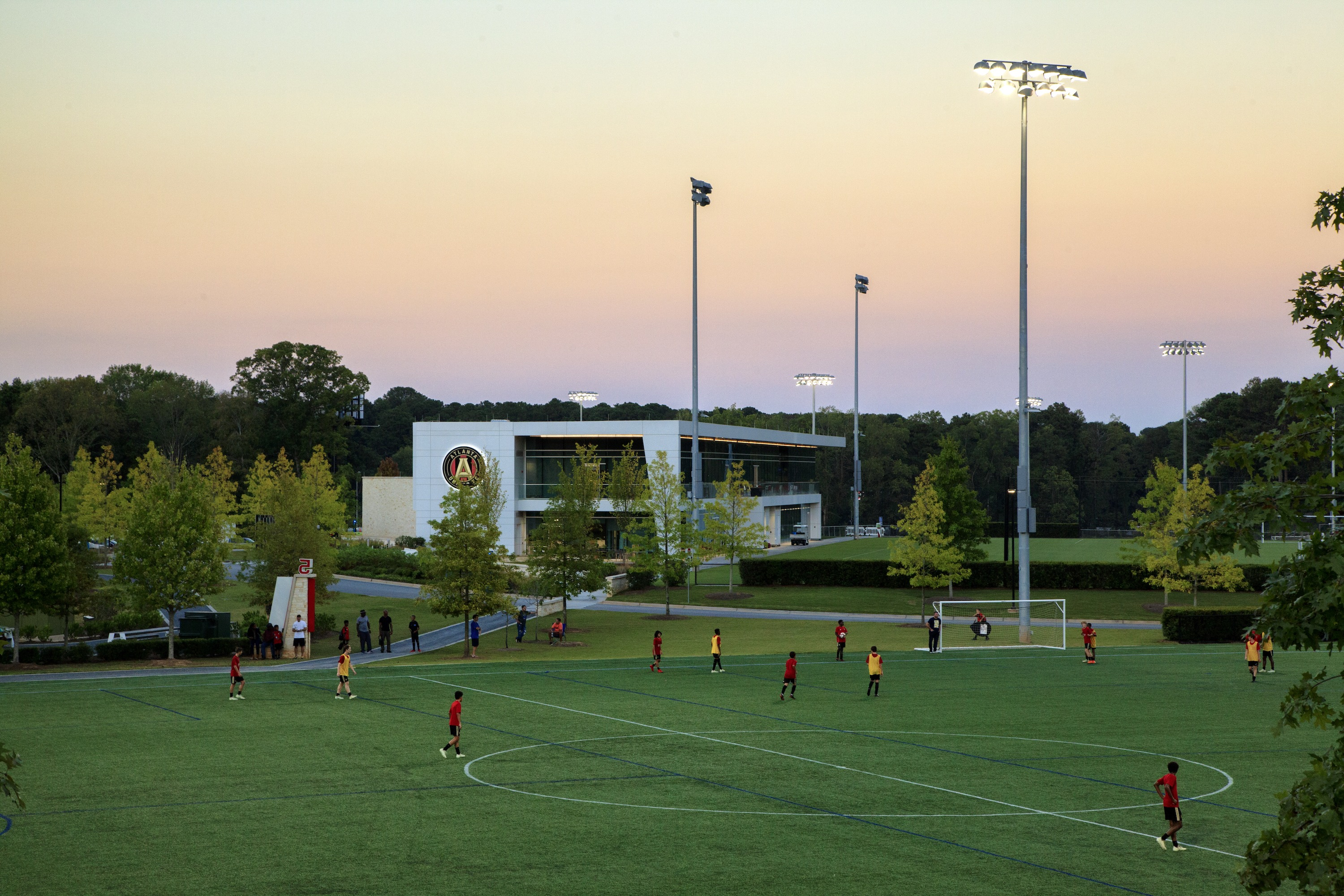Atlanta United HQ