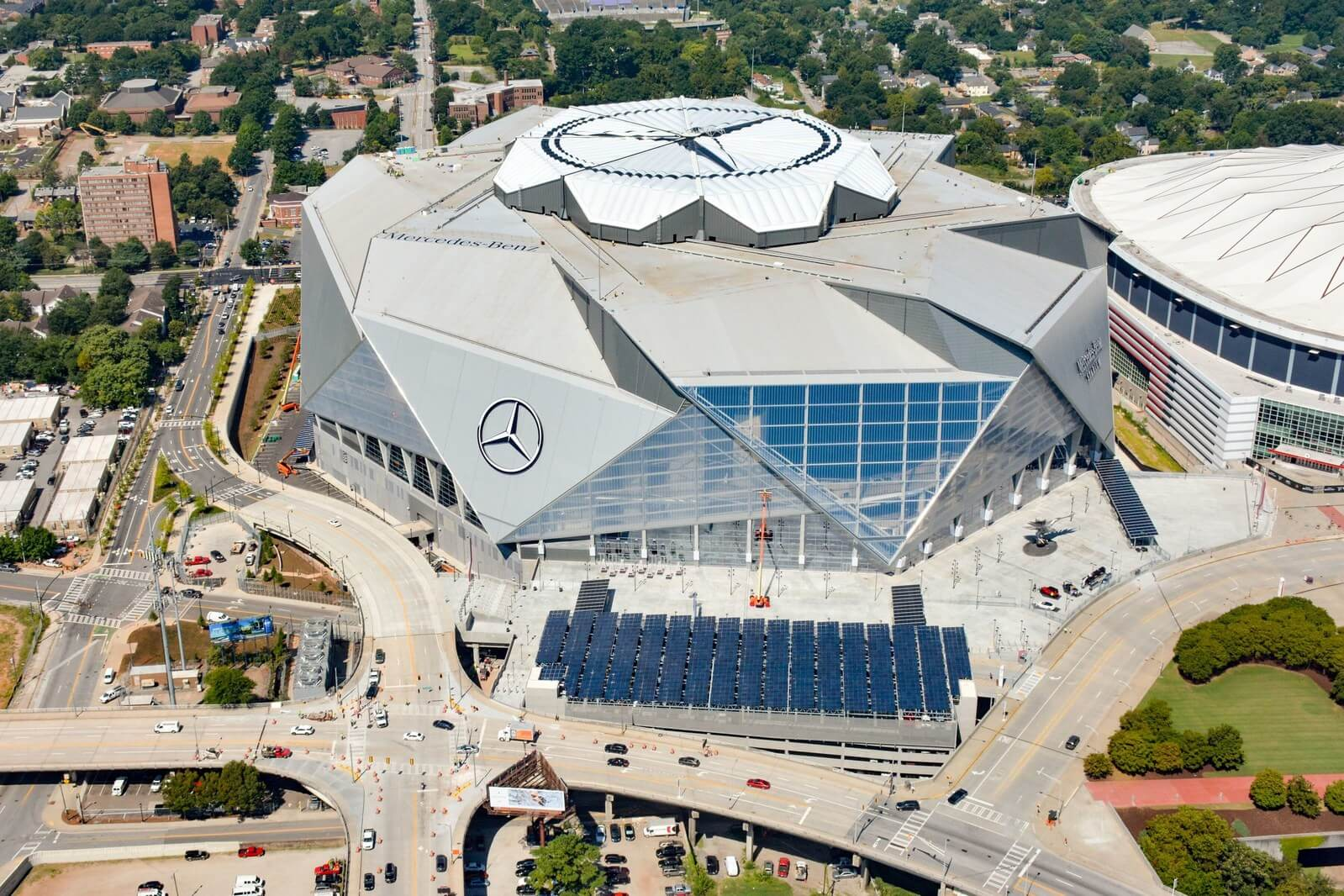 mercedes benz stadium