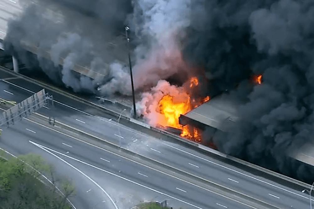 i-85 bridge collapse