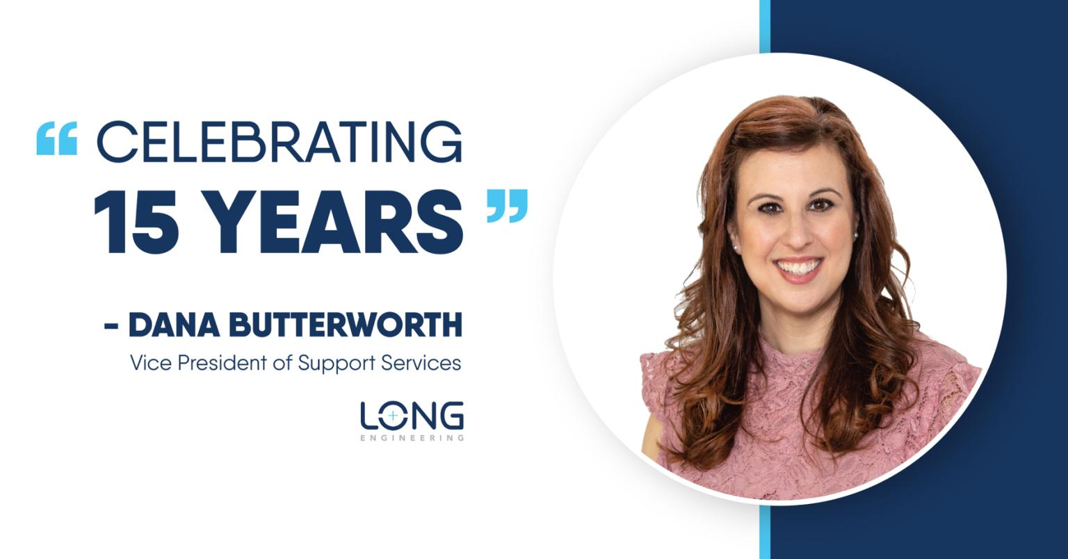 Butterworth 15 Year Anniversary