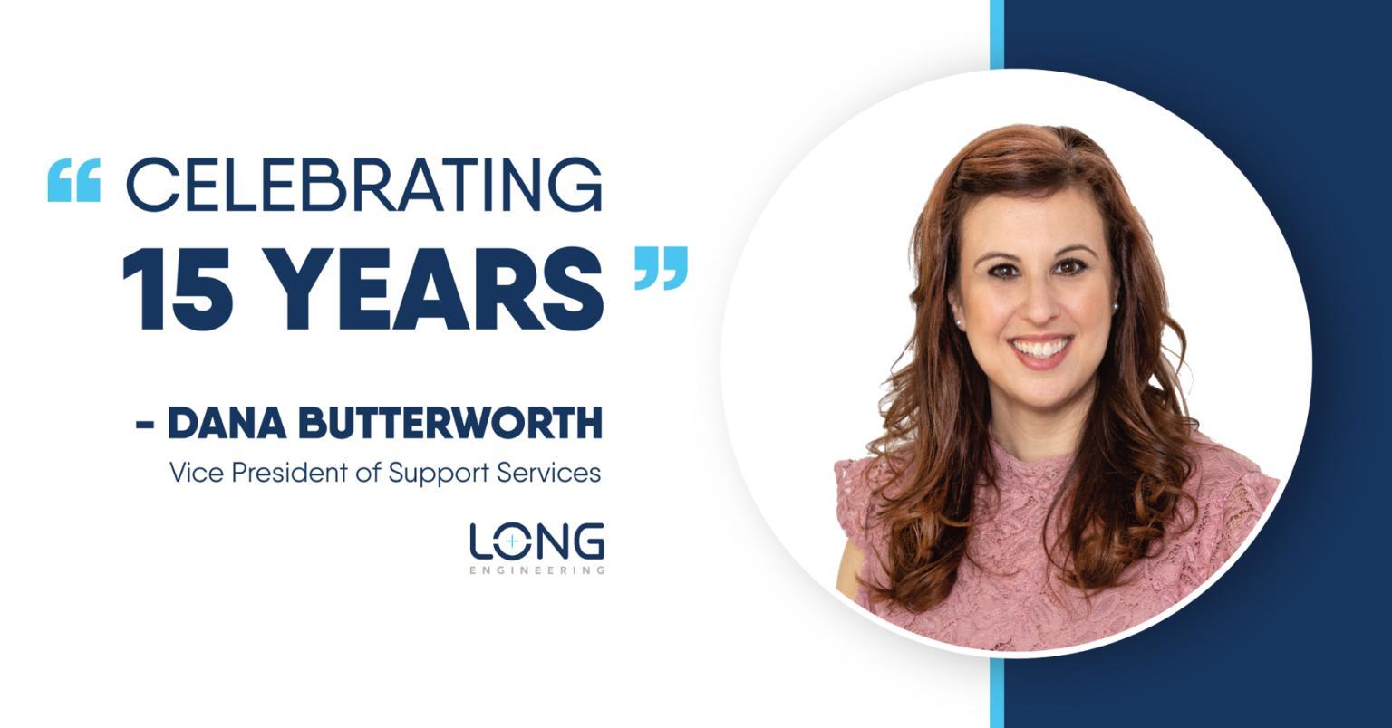 Butterworth 15 Year Anniversary